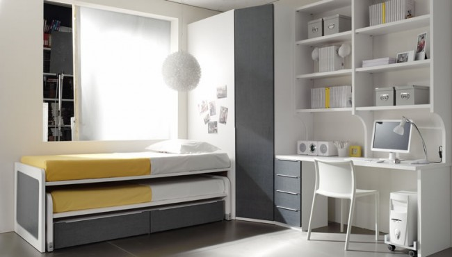 Trucos de decoraci n para espacios peque os tienda de for Diseno de espacios pequenos
