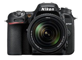 Nikon D7500 with 4K recording launched