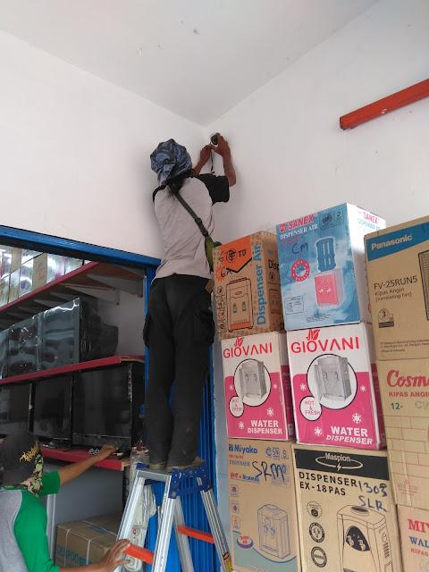 CCTV, CCTV Panggilan, CCTV Toko