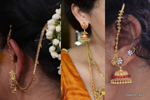jhumki indian wedding jewelleries