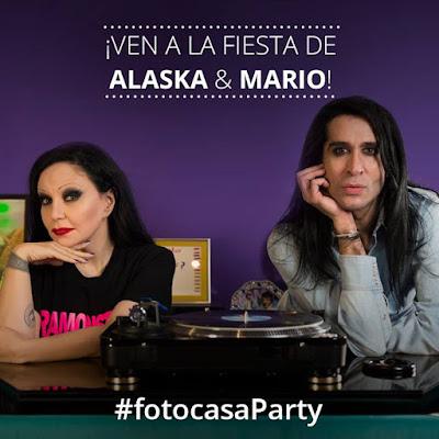 Nueva campaña de fotocasa con Alaska y Mario como embajadores