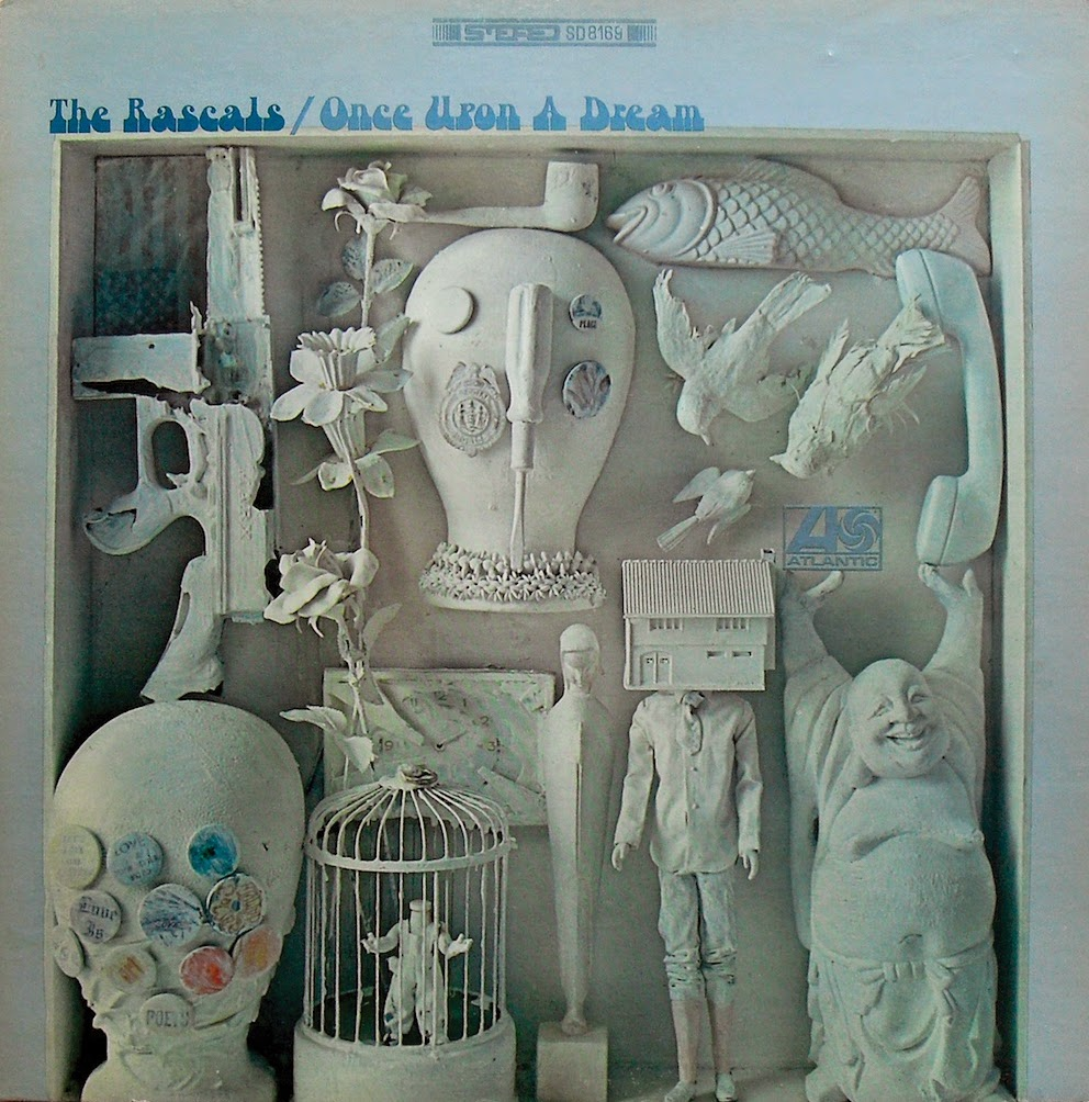 Portrait In Reverb The Rascals Quot Once Upon A Dream Quot 1968