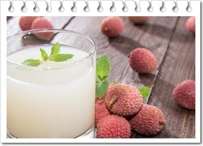 manfaat jus leci untuk kesehatan