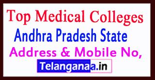 Top Medical Colleges in Andhra Pradesh