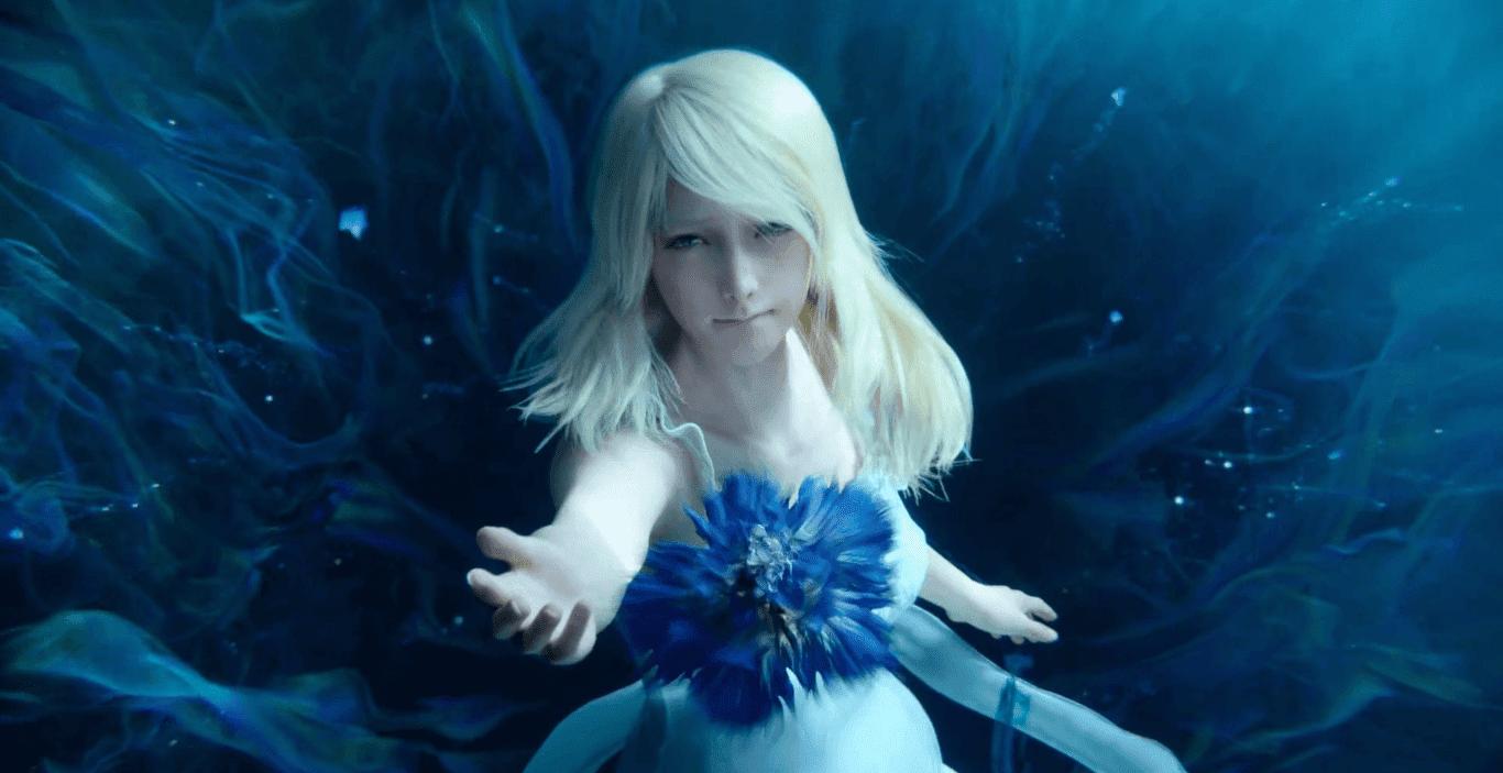 Final Fantasy XV LUNA 循环 [Wallpaper Engine Free]