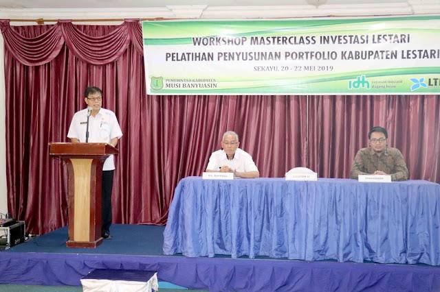 LKTL Dukung Program Portofolio Investasi Kabupaten Muba 2019