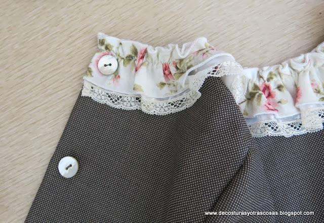 como hacer un vestido para niñas muy fácil y elegante