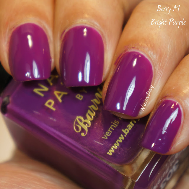 NailaDay: Barry M Bright Purple