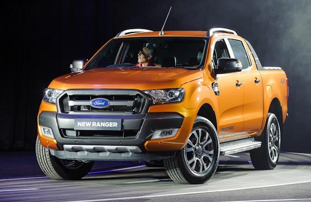 Trong 6 dòng xe Ford Ranger tại Việt Nam thì bạn muốn chọn mẫu xe nào