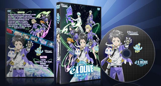 elDLIVE   Cover DVD  