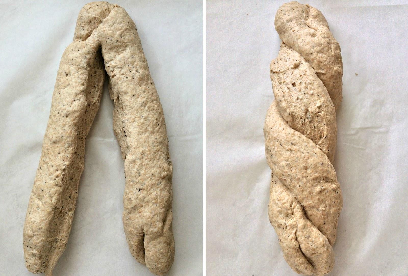 pane al farro fatto in casa