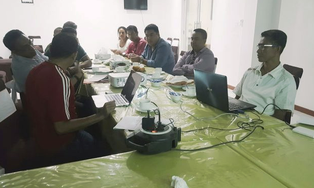 Jogu Primeira Divizaun LFA Époka 2018 Adia Ba Marsu
