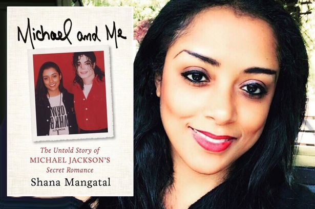 Shana Mangatal says she was Michael jackson's girlfriend and writes book about their relationship
