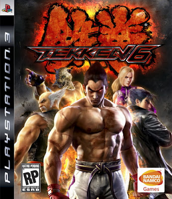 Tekken 6 PC And Ps3 Game Download - Download Full Version