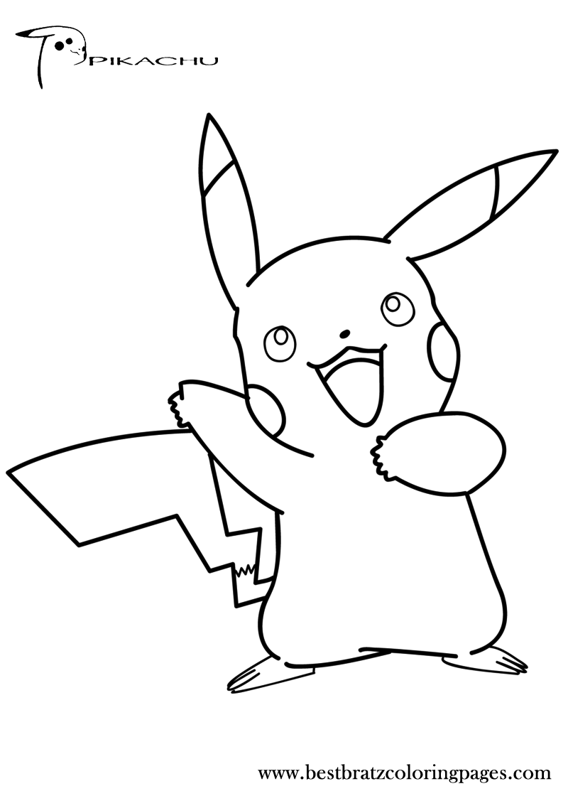 cute baby pikachu coloring pages coloring pages