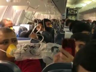 Jet Airways பயணிகளுக்கு மூக்கிலும், காதிலும் ரத்தம் வர விமானிகளே காரணம்!