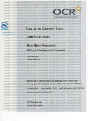 Fake gcse gce alevels olevels singapore cambri for Gcse certificate template