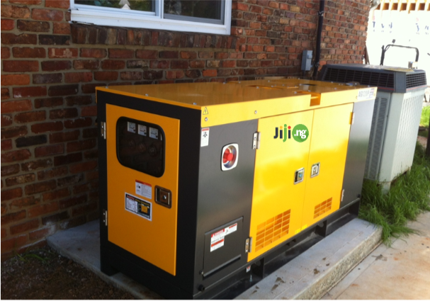 How to choose diesel generator m o du for House design generator