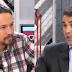 Brutal ZASCA de Pablo Iglesias a un periodista de OK Diario