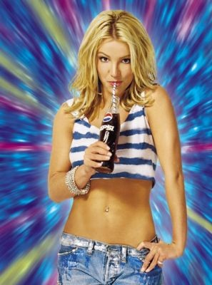 Britney Spears - Joy Of Pepsi (HD)