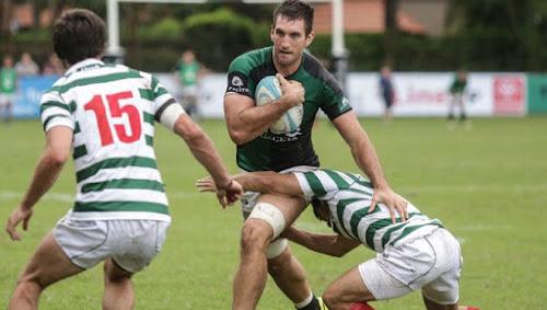 Tucumán Rugby se llevó la victoria de Rosario