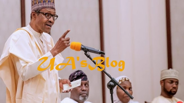 Buhari kicks off his reelection campaign, warns politicians not to set Nigeria ablaze
