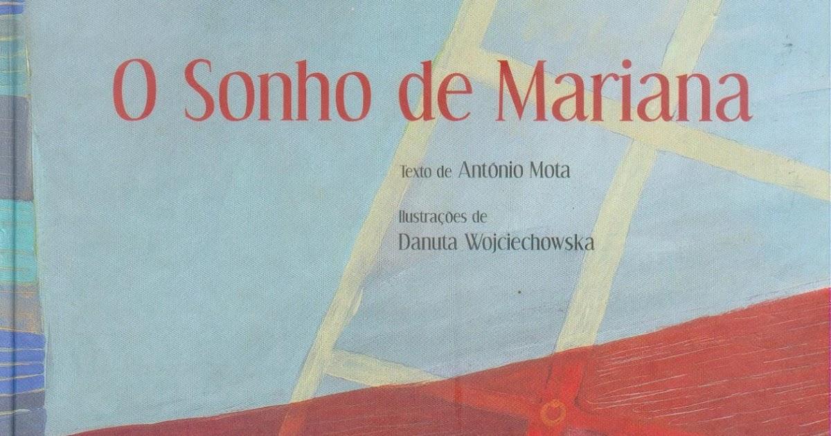 """Biblioactiva.ler: """"O sonho de Mariana"""", um livro de António Mota"""