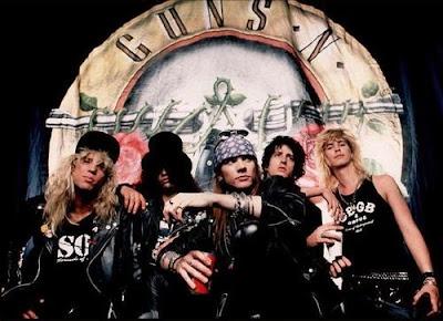 Download Kumpulan Lagu Guns N Roses Full Album Mp3 Lengkap