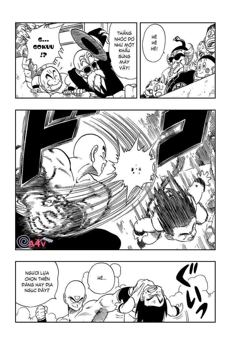 Dragon Ball chap 128 trang 14