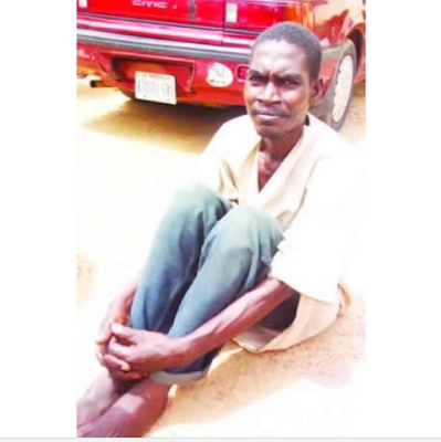 Update: Father Of Six Caught Having $ex With A Goat In Katsina Says His Wife Starves Him Of $ex