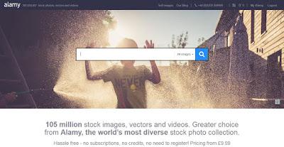 Mendapatkan penghasilan dengan menjual foto secara online