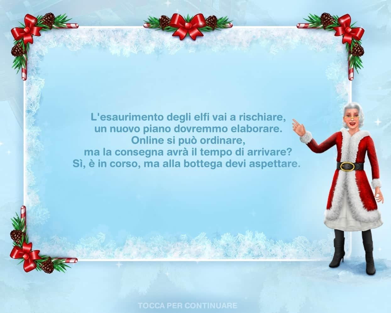 Decorazioni Natalizie The Sims 4.The Sims Freeplay It Alla Ricerca Del Natale Perduto
