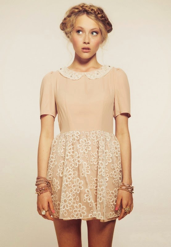 Cool Chic Style Fashion  Elegance, Blush pink,