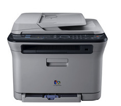 Samsung CLX-3170FN printer
