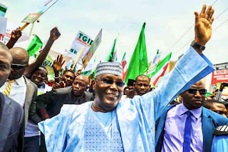 Why atiku presidentially Rally was Cancelled in Ogun state - Kasamu