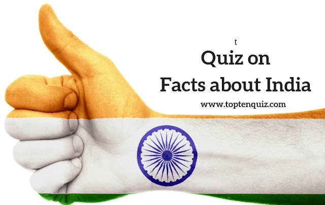 MCQ on Facts about India - Indian States