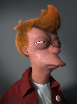 Fry de Futurama