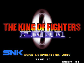The King of Fighters 2000 PC Game
