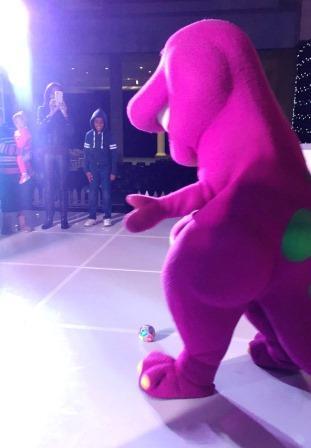Barney, MamaMagic