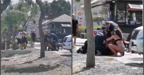 Κύπρος: Συνελήφθησαν γιατί... έκαναν ηλιοθεραπεία - Μπήκαν στη θάλασσα για να γλυτώσουν (βίντεο)