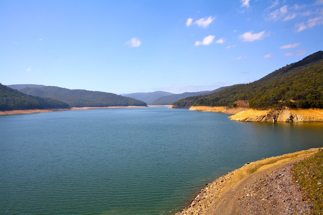 Upper Yarra Dam, Reefton