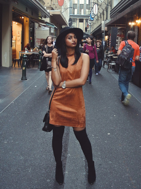 Outfit - Tobi Feel Like Pablo from the hip real australians say welcome peter drewarts melbourne degraves street fashion blogger everyday like this style street style leather jacket camel dress kylie jenner savers kanye west life of pablo mrp melbourne central american apparel savers warrigal road