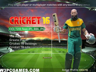 Download EA Sports Cricket 2016 Game For PC