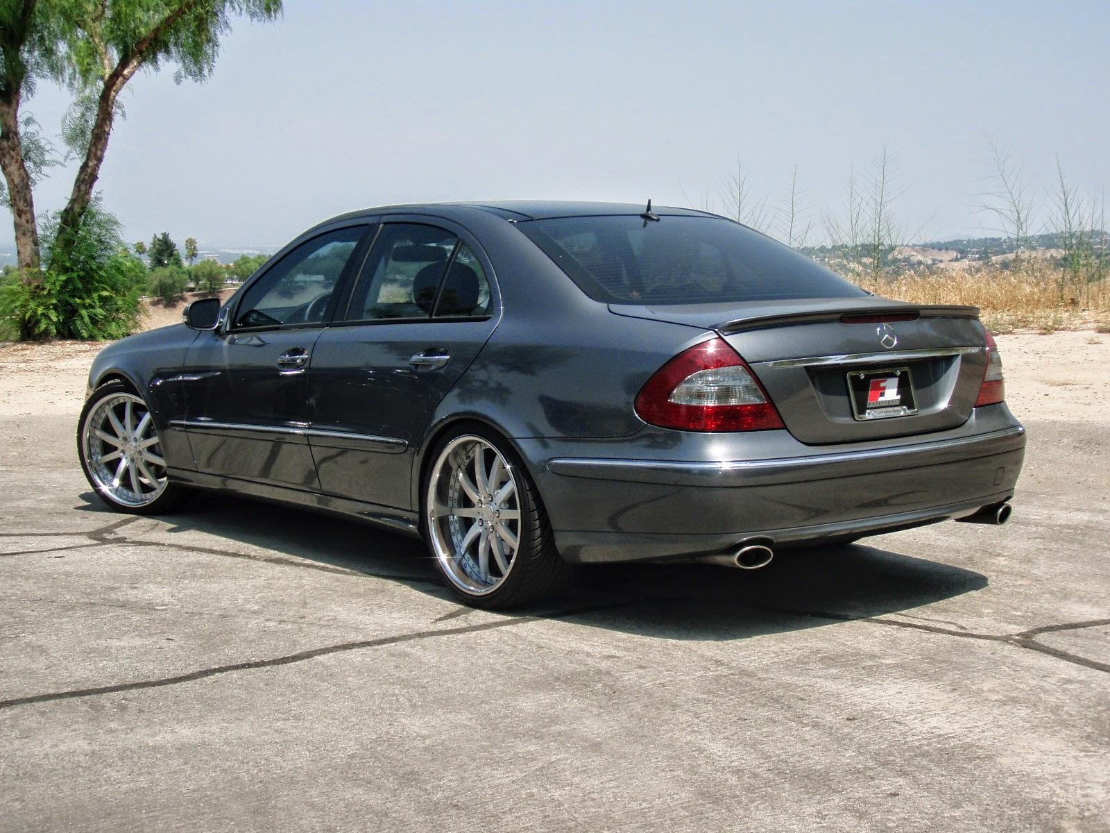 MercedesBenz W211 E350 4matic TUNING BENZTUNING