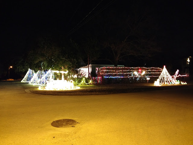 Traveling With The Longdogs Texas Hill Country Christmas