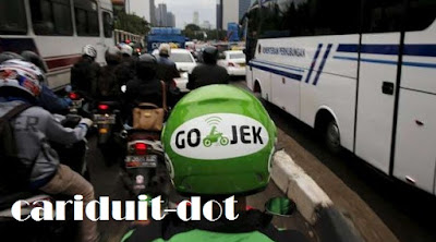 Cara Daftar GOJEK Jakarta