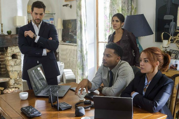 Ransom - Episode 1.09 - Girl on a Train - Press Release