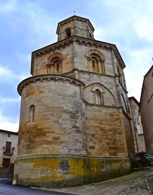 """El Camino de Santiago desde Asturias: """"Iglesia del Santo Sepulcro ..."""