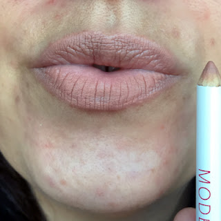 ModelCo - Lip Enhancer (Illusion Lip Liner) Swatch // Crappy Candle