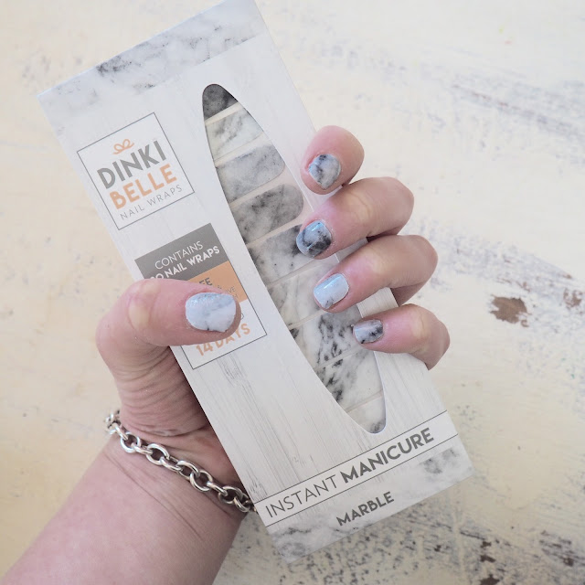 dinkie bell nail wrap review